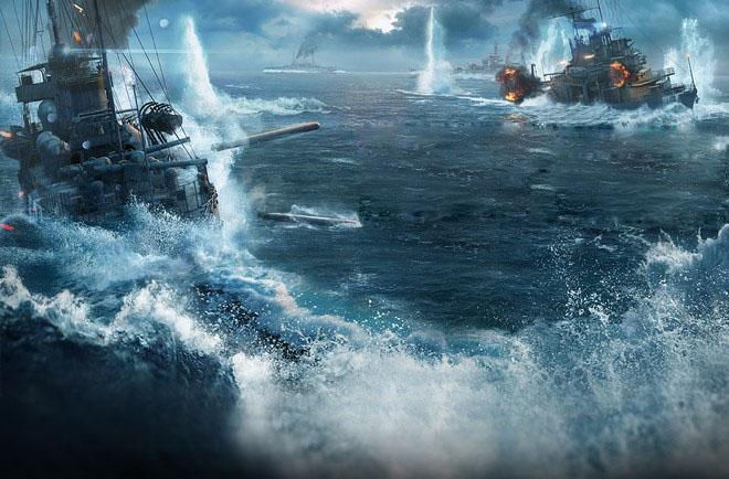 《战舰世界》战略评估:驱逐舰