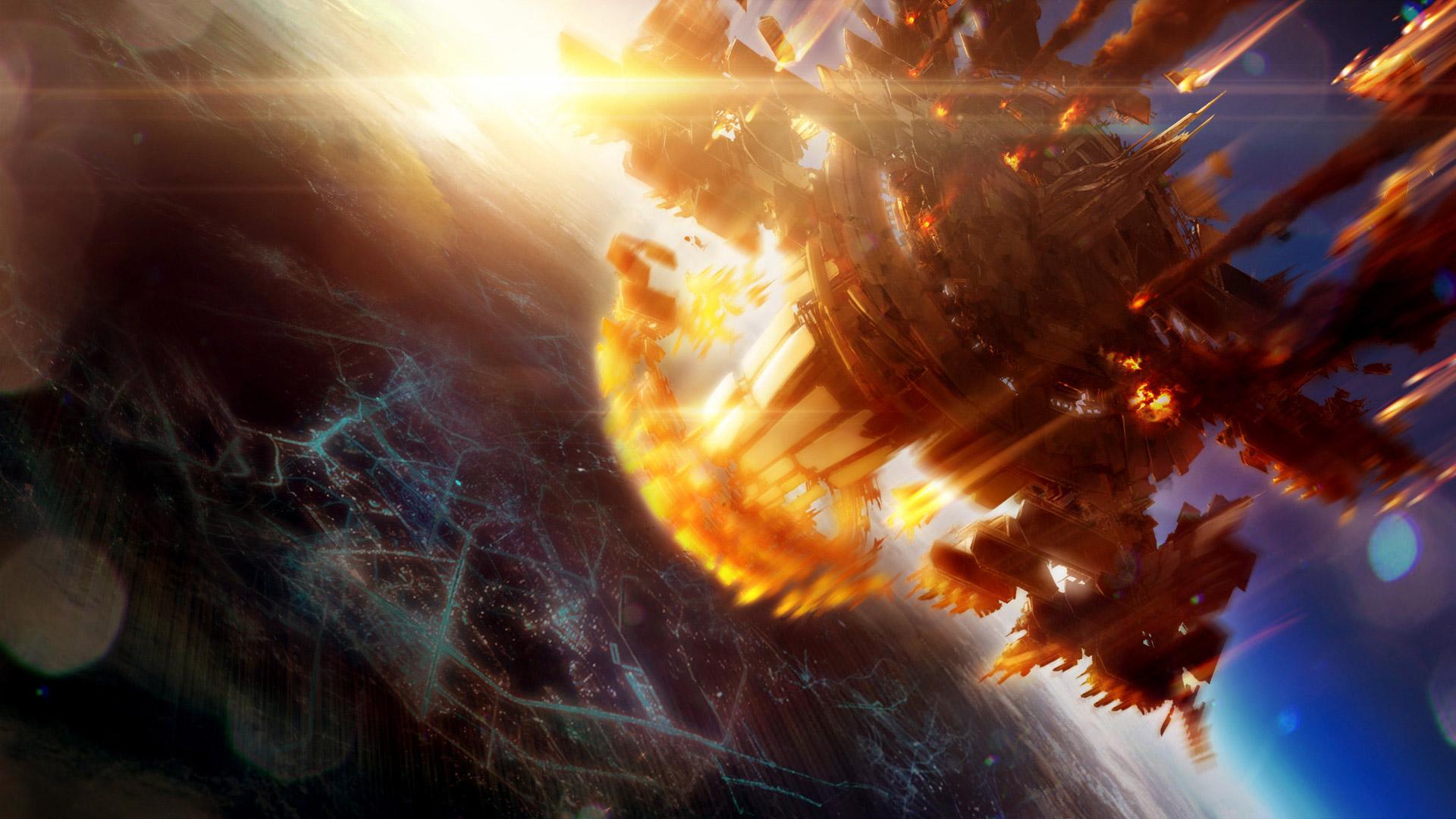 游戏 协力/《星际争霸2: 虚空之遗》最新游戏原画图赏