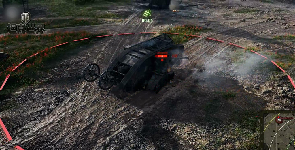 坦克世界新版本震撼登场 开启钢铁新纪元