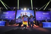 WESG-洲际现场欧洲区