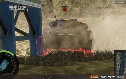 《装甲战争》首测评测:CE3引擎打造新现代战场