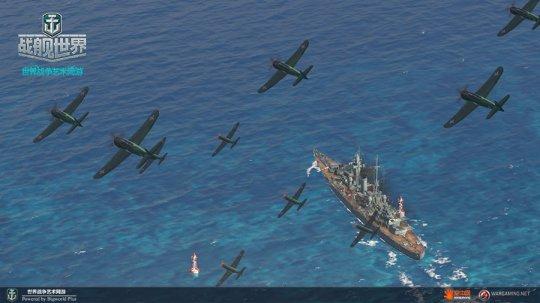 《战舰世界》航母新系统即将来袭