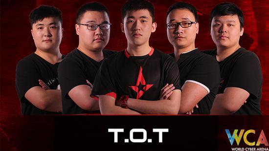 队员:Ar 、 Tank 、 Supreme 、Frank19 、 Cate