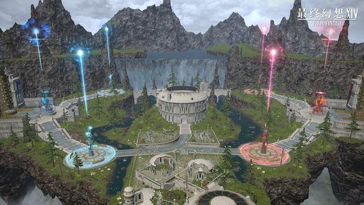 《最终幻想14》国服 烈羽争锋版本今日来袭