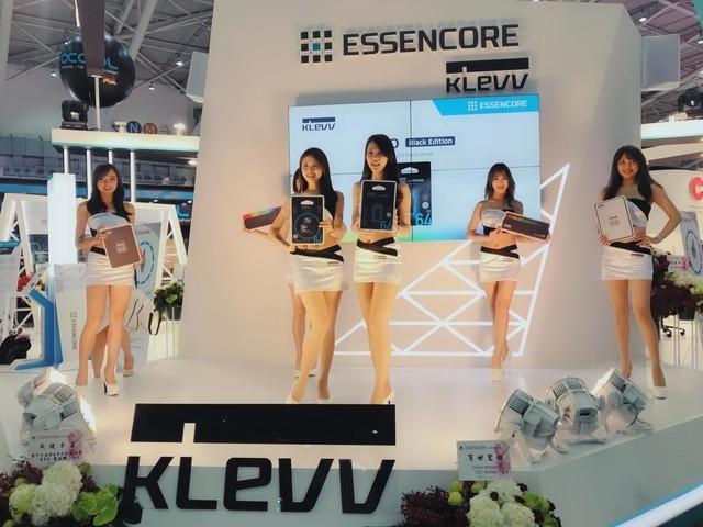2018台北电脑展抢先知KLEVV科赋新品曝光