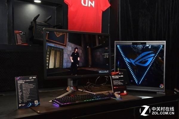 聚焦台北电脑展 电竞显示器迎来大升级