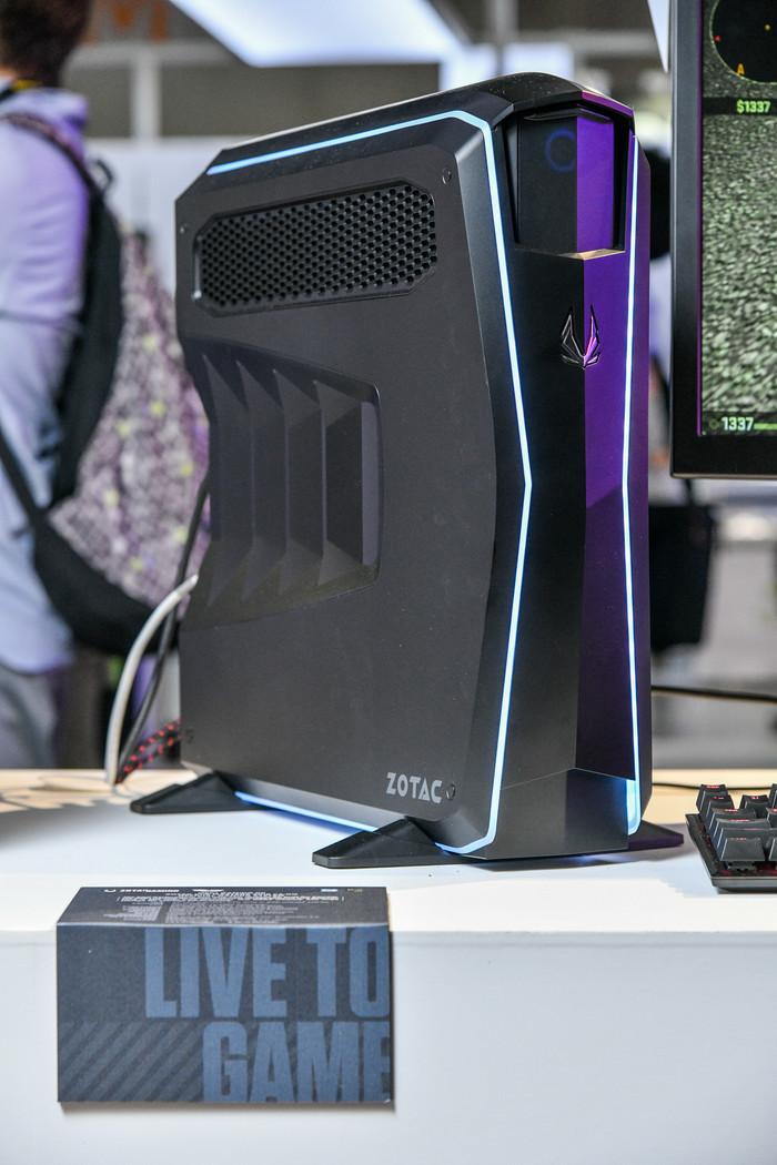 索泰台北电脑展