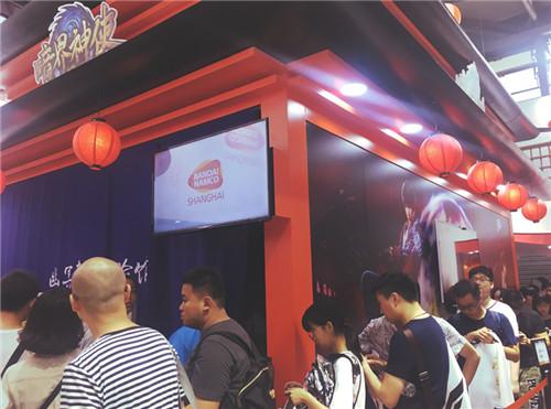 万代南梦宫公布全新企划 原创IP《暗界神使》亮相ChinaJoy