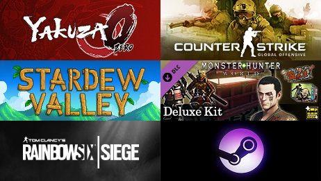 Steam周销量排行榜:《无人深空》成功二连冠
