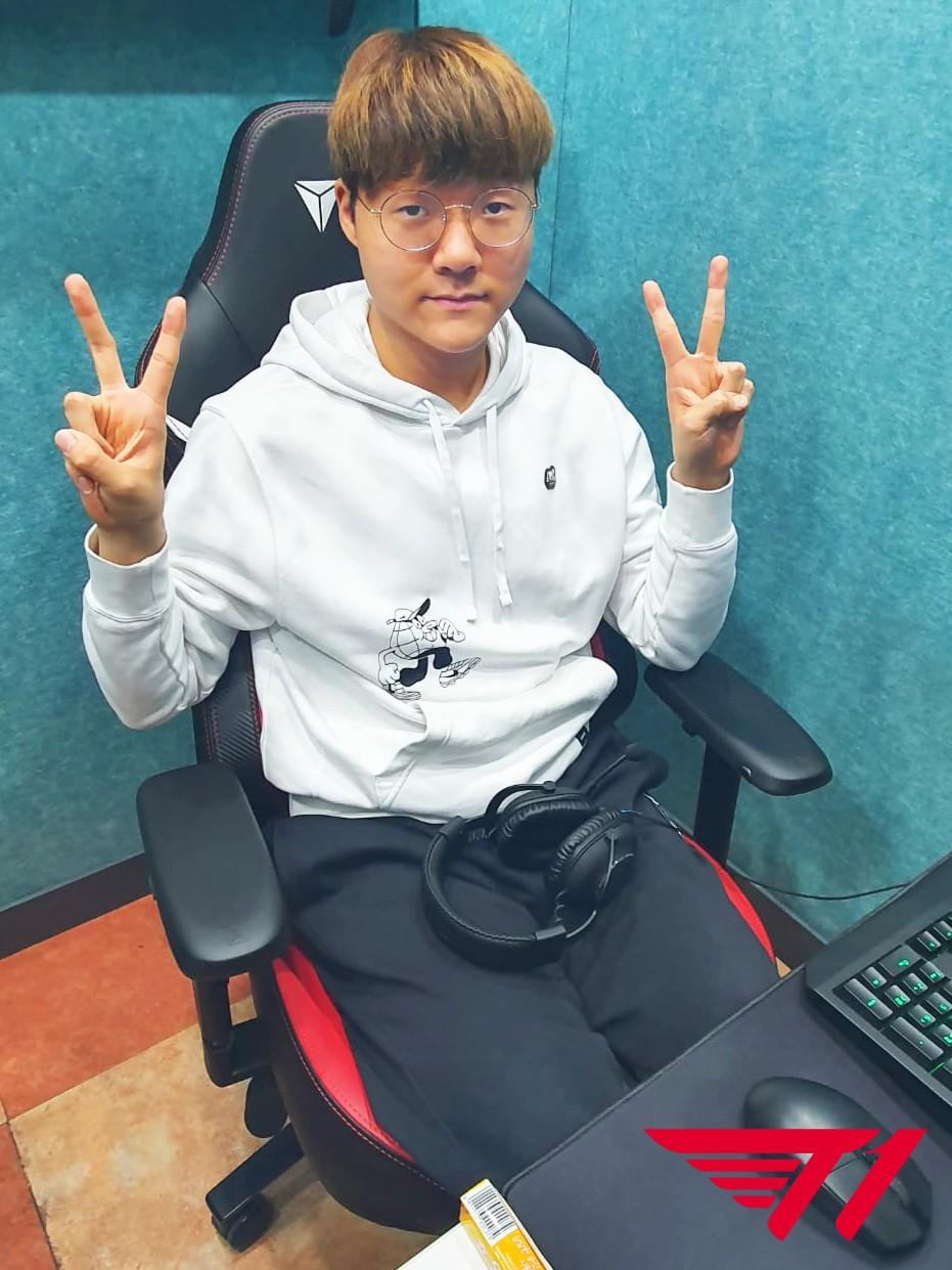 T1战队将慈善直播所获的3400万韩元捐赠给慈善机构