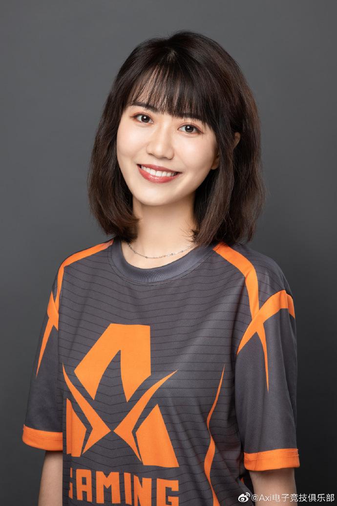 PCL又一女选手登场,Axi_Baolan来了