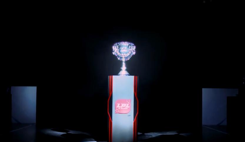 新王将起!LPL本赛季将诞生第九支冠军队伍