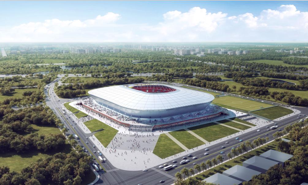 S10场馆确定 选手与你共战于上海浦东足球场
