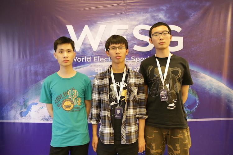 WESG中国区预选赛上海站