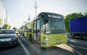 《城市公交模拟》