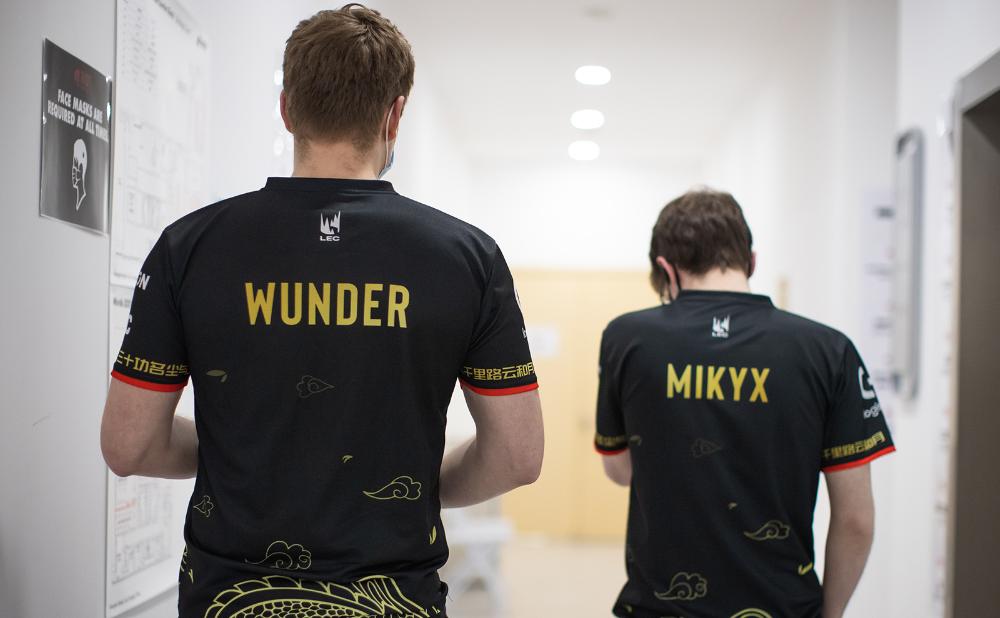 外媒爆料:G2将出售Wunder Mikyx和Grabbz的合同