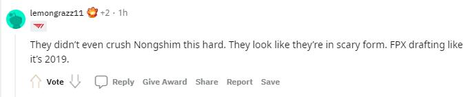 Reddit热议DK击败FPX:选猫是为了能让BeryL玩原神